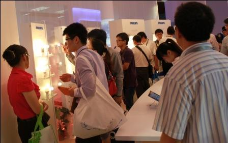 Philips Stand at Guangzhou International Lighting Exhibition