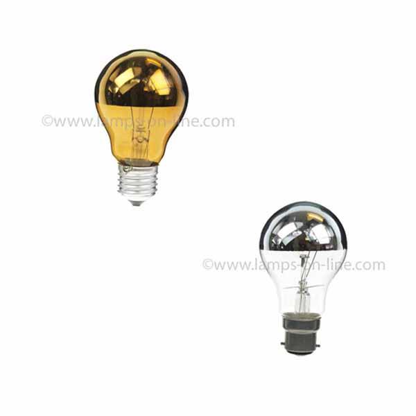 Crown Silver & Crown Gold Bulbs