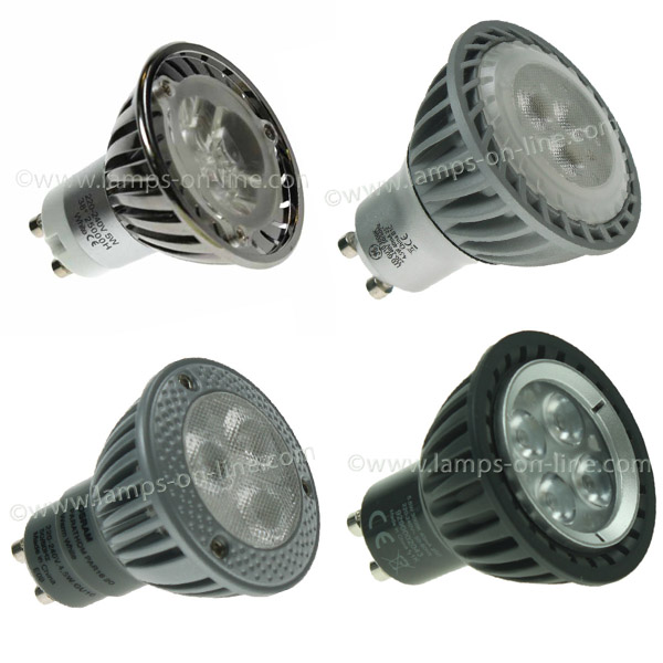 50w Gu10 Led Replacement: Household And Office Bulbs