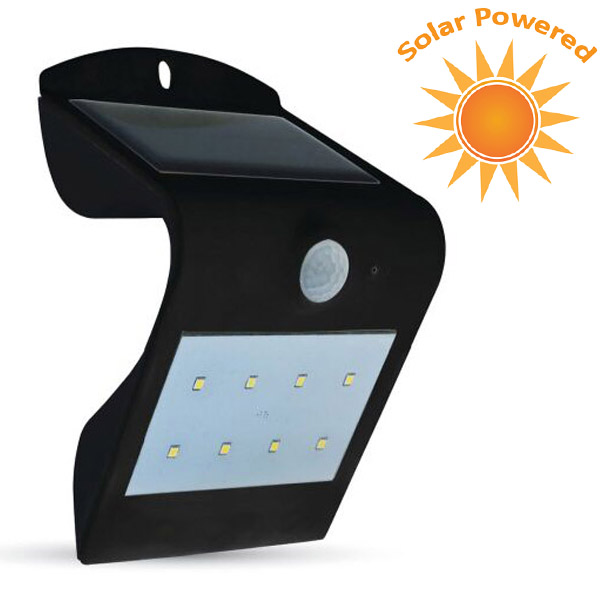 Solar Powered LED Lighting