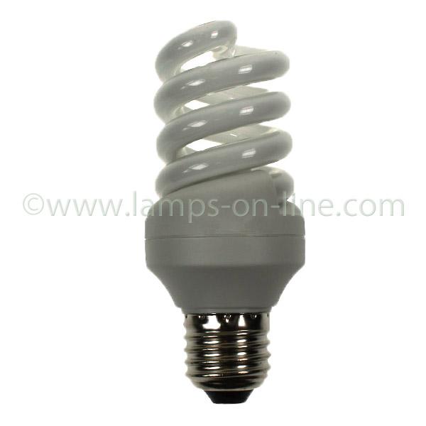 Spiral Energy Saving Bulbs