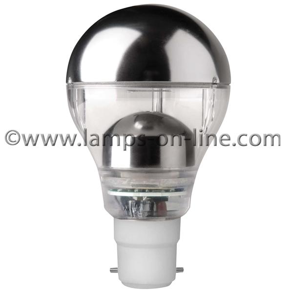 Megaman LED Decorative Crown Silver Classic