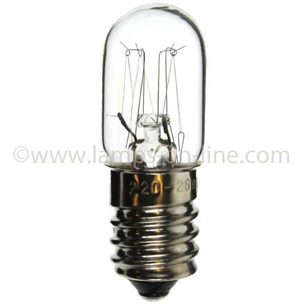 Pilot Bulbs 16x45mm