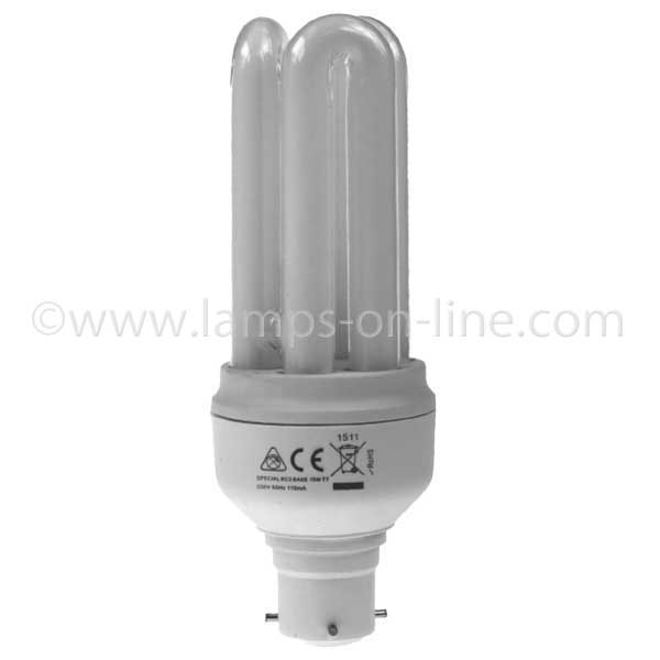 3 Pin Bayonet Energy Saving Light Bulbs Lamps On Line