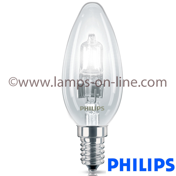 Philips EcoClassic Candle B35