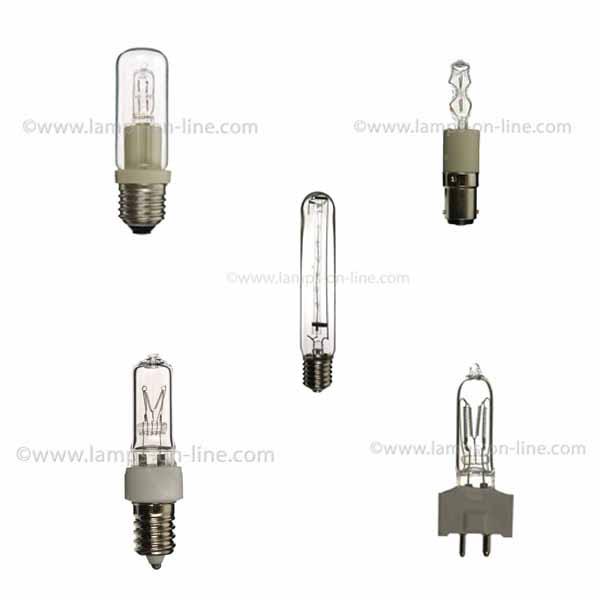 Single Ended Halogen Lamps