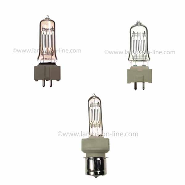 T Class Theatre Lamps