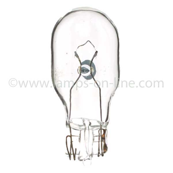 Wedge Base Bulbs