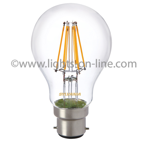 LED Filament Lightbulbs