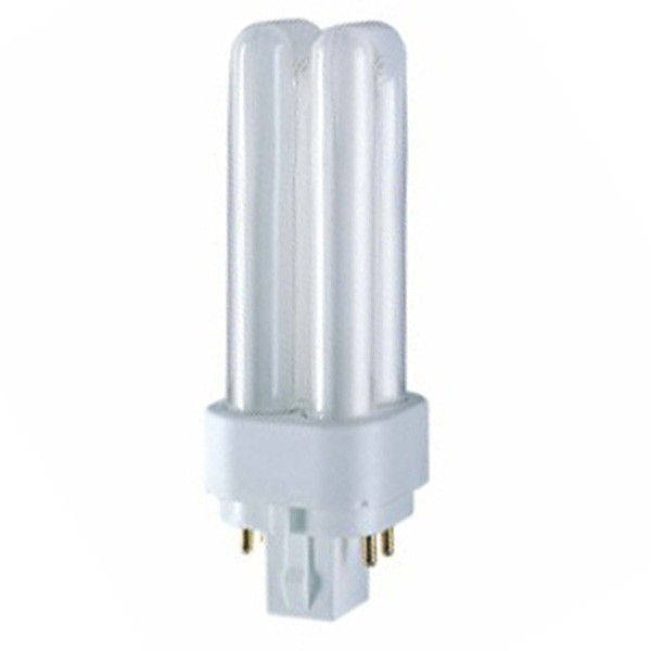 osram dulux d e 18w 840 g24q 2 from osram general lamps lighting supplies. Black Bedroom Furniture Sets. Home Design Ideas