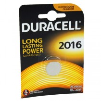 Duracell Car Key Battery CR2016 DL2016