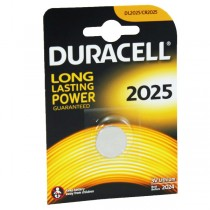 Duracell Car Key Battery CR2025 DL2025
