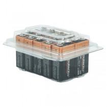 Duracell Battery 9v MN1604 10 Pack