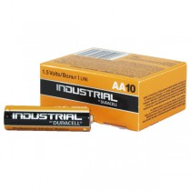 Duracell Industrial Battery AA LR6 MN1500 X10