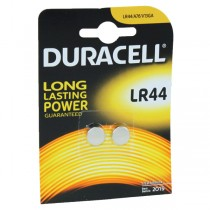 Duracell Battery LR44 A76 2 Pack