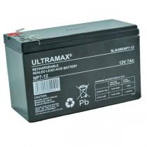7Ah 12V UltraMax Lead Acid Battery NP7-12