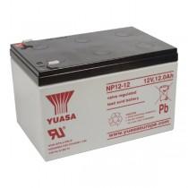 Yuasa NP12-12 VRLA Battery 12V 12Ah