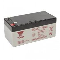 Yuasa NP3.2-12S VRLA Battery 12V 3.2Ah