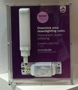 PLC LED