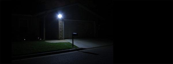 driveway floodlight