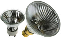 directional halogen lamps