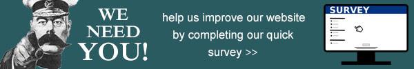 Complete our website survey