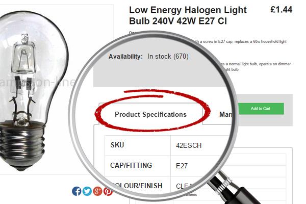 Osram 45 W LED VALUE High Watt Lamp Light Bulb 230V E26 E27 300 W 6500K Daylight