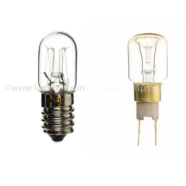 Fridge/Appliance Bulbs