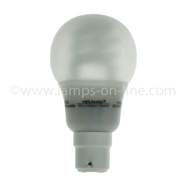 Dimmable Household Bulb Shape