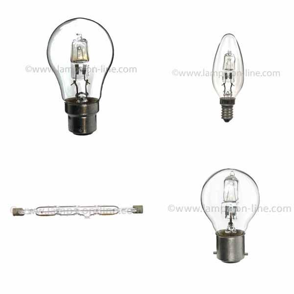 Energy Saving Halogen Bulbs