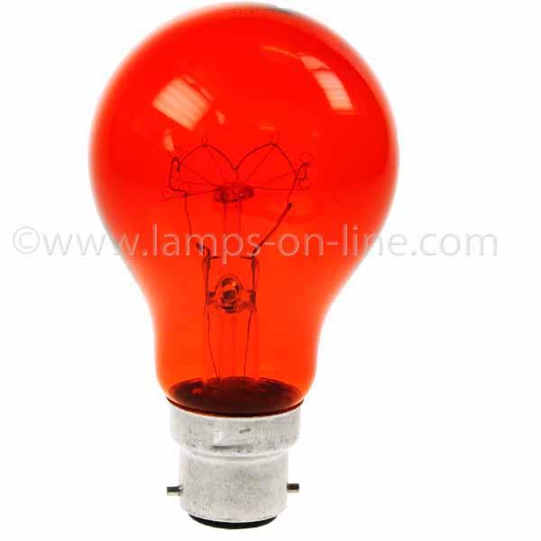 GLS Fireglow Bulbs