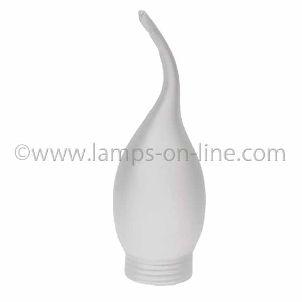 G( Bent Tip Candle Cover