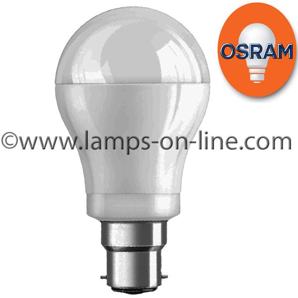 Osram Parathom LED Classic A 60w equivalent output
