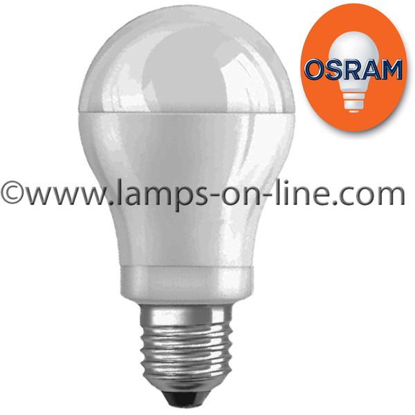 Osram Parathom LED Classic A 40w equivalent output