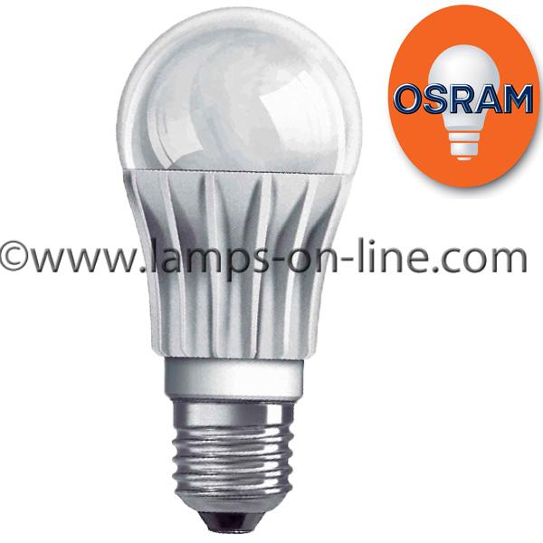 Osram Parathom LED Classic A 25w equivalent output