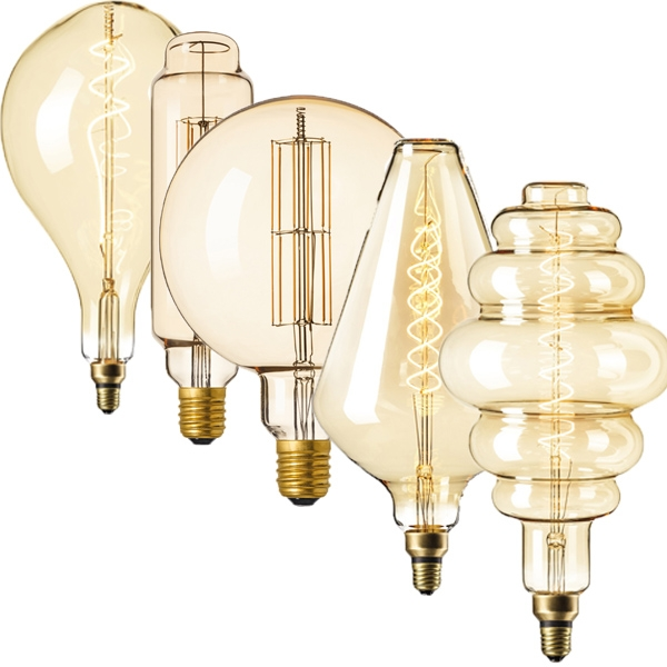 Giant XXL Vintage LED Lightbulbs