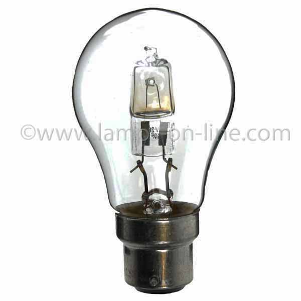 Energy Saving Halogen Household Bulbs