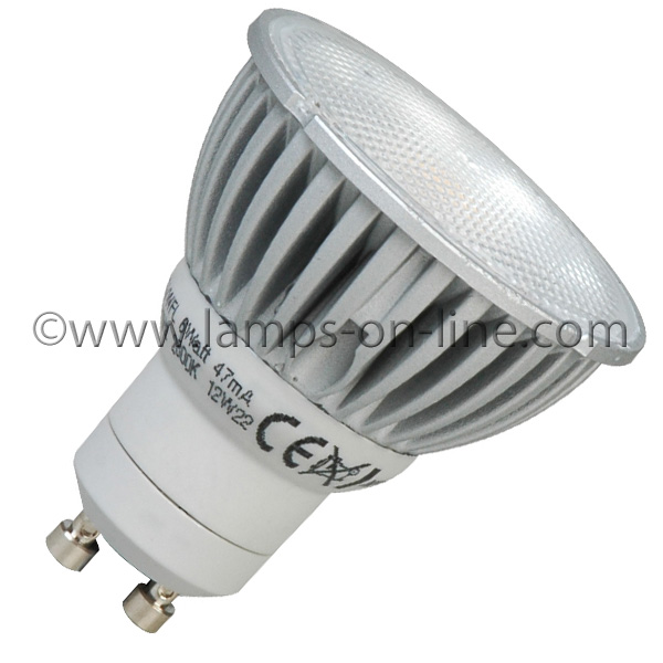 Megaman LED GU10 - 50w Halogen Replacement