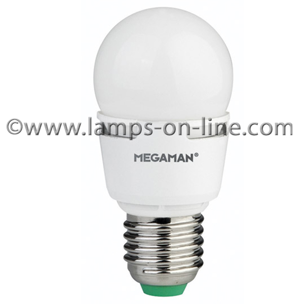 Megaman LED Golf Ball 40w Replacement