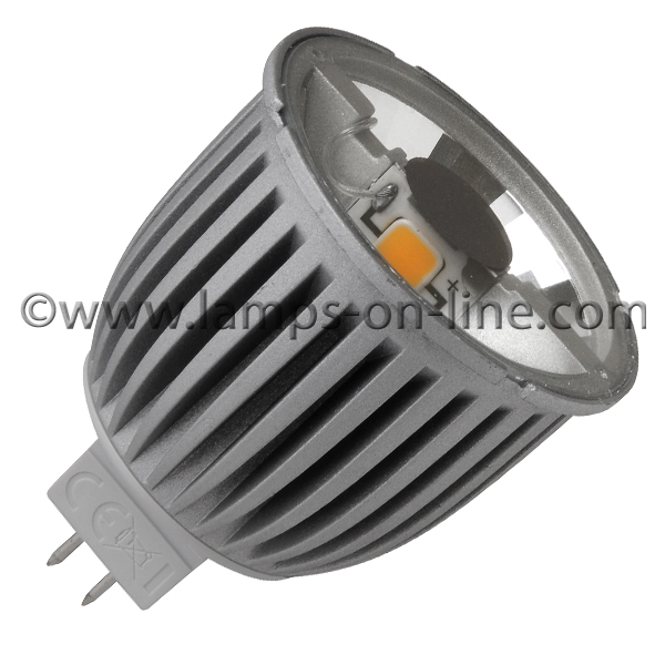 Megaman LED MR16 - 50w Halogen Replacement