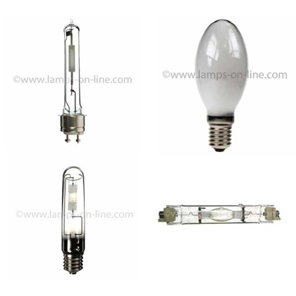 Metal Halide Lamps 250W-400W