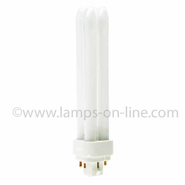 PLC 4 Pin G24q Compact Fluorescent