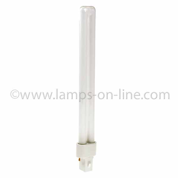 PLS Compact Fluorescent 2 Pin Single Turn