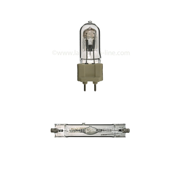Quartz Metal Halide