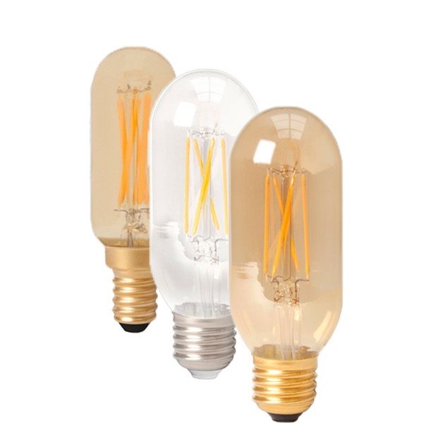 Vintage LED Tubular Valve Bulbs