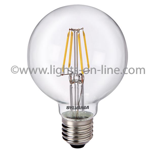 LED Filament Globes