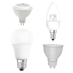 Osram Parathom LED Lamps