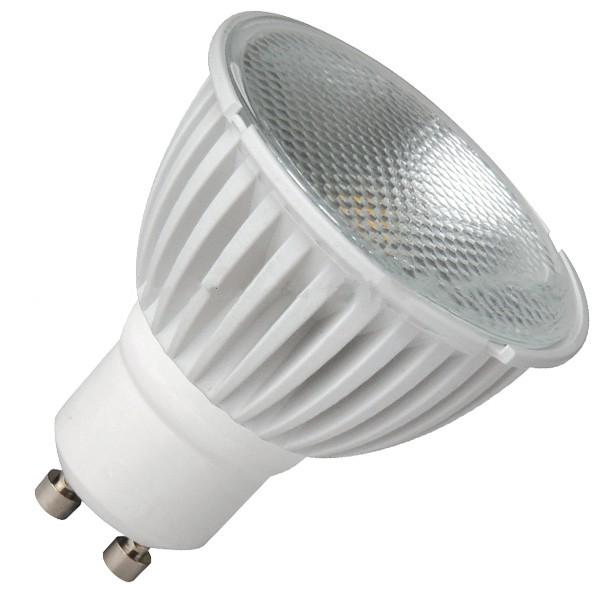 50w Gu10 Led Replacement: MEGAMAN 141827 LED GU10 7W 35 DEG 6500K