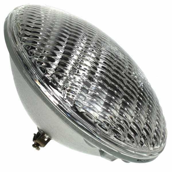 Sealed Beam Wide Flood Lamp Par56 12v 120w Wfl Ge