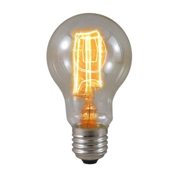 Decorative Gls Light Bulb 60w E27 Konst Smide Long Life Bulb